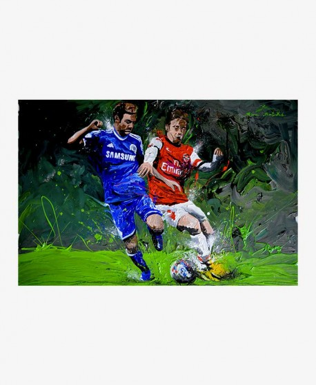 Foot Chelsea vs Arsenal